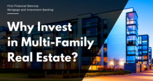 WHY INVEST IN MULTIFAMILY?