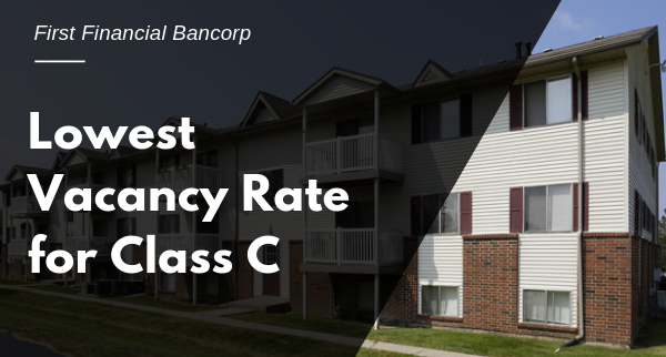 LOWEST VACANCY RATE FOR CLASS C